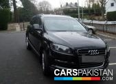 Audi Audi Q7 for sale located in Islamabad