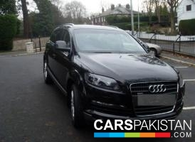 2006, Black Audi Audi Q7 (Diesel ) For Sale, Islamabad, By: Pahno  (Private Seller)