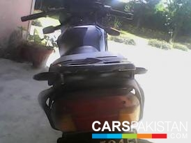 Honda CG 125 2003 For Sale, Islamabad, By: Mushahid Ahad  (Private Seller)