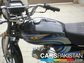 Super Star 70 cc 2012 For Sale, Karachi, By: Kamran Umer  (Private Seller)