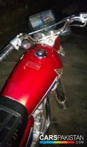 Honda CG 125 2007 For Sale, Lahore, By: Ayyan Khan  (Private Seller)
