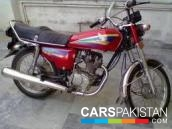 Honda CG 125 2005 For Sale in Lahore