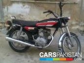 Honda CG 125 1986 For Sale in Rawalpindi