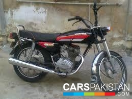 Honda CG 125 1986 For Sale, Rawalpindi, By: Mohsin Saeed  (Private Seller)