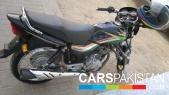 Honda CG 125 2012 for sale Hyderabad