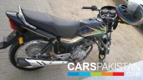 Honda CG 125 2012 For Sale in Hyderabad