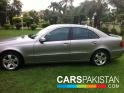 2004,  Mercedes Benz E Class  For Sale, Gujrat, Registered Number From Gujrat