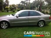 2004 Mercedes Benz E Class For Sale in Gujrat