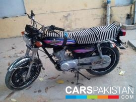 Unique UD 125 2013 For Sale, Hyderabad, By: Rafeh Memon  (Private Seller)
