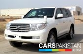 Toyota Land Cruiser for sale located in Karachi