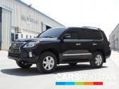 Lexus LX  Series for sale located in Karachi