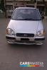 2004, Silver Hyundai Santro Exec For Sale, Lahore, Registered Number From Faisalabad