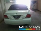 Mitsubishi Lancer for sale located in Lahore