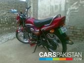 Honda Pridor CD 100 2013 for sale Chakwal