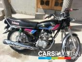 Honda CG 125 2012 for sale Sialkot
