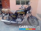 Honda CG 125 2000 for sale Hyderabad
