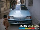 Daewoo Racer for sale located in Islamabad