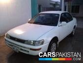 Toyota Corolla for sale located in Attock