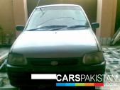 Daihatsu Cuore for sale located in Islamabad