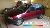Suzuki Cultus for sale located in Islamabad
