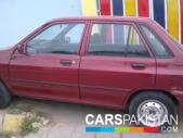 Kia Classic for sale located in Karachi