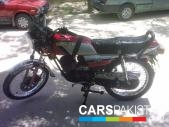 Kawasaki GTO 1988 for sale Karachi