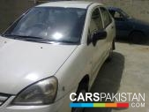 Suzuki Liana for sale located in Karachi