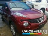 Nissan Juke for sale located in Karachi