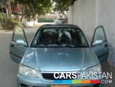 Honda City for sale located in Karachi