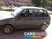 Suzuki Mehran for sale located in Rahim Yar Khan