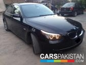BMW 5 Series for sale located in Islamabad