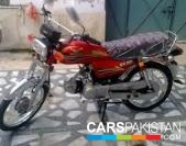 Zxmco ZX 70 2012 for sale Peshawar