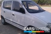 Hyundai Santro for sale located in Hyderabad