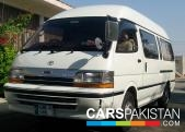 Toyota Hiace for sale located in Burewala