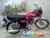 Honda CG 125 1989 for sale Hyderabad