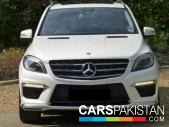Mercedes Benz ML Class for sale located in Karachi