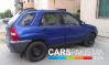 2007, Dark Blue Metallic Kia Sportage LX M/T (2.0L 4x4) For Sale, Karachi, Registered Number From Karachi