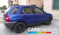 2007 Kia Sportage For Sale in Karachi