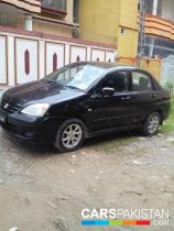 2006,  Suzuki Liana (Petrol / CNG ) For Sale, Abbottabad, By: Wahaaj Abid  (Private Seller)