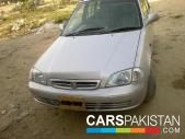 Suzuki Cultus for sale located in Bahawalpur