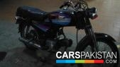 Super Star 70 cc 2006 for sale Karachi