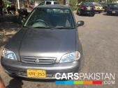 Suzuki Cultus for sale located in Karachi