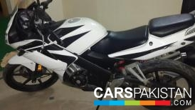 Honda CBR125 2008 For Sale, Rawalpindi, By: Abbas Khan  (Private Seller)