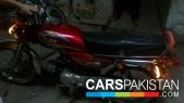 Yamaha Dhoom YD 70 2011 for sale Lahore