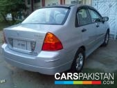 Suzuki Liana for sale located in Jhelum