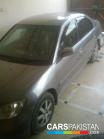 Honda Civic for sale located in Faisalabad