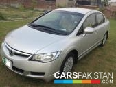Honda Civic for sale located in Lahore