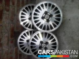 Alloy Rims, By: Naeem (Private Seller)