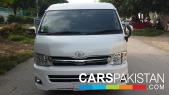 Toyota Hiace for sale located in Islamabad