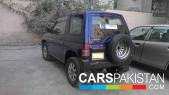 Mitsubishi Pajero Mini for sale located in Karachi